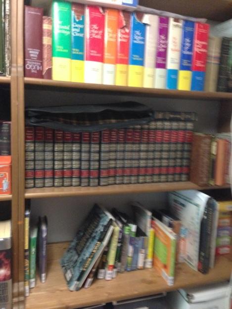 Books on Shelf1