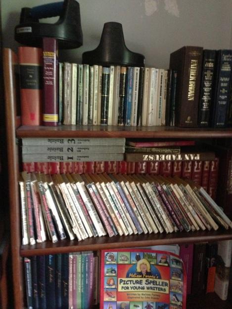 Books on Shelf3