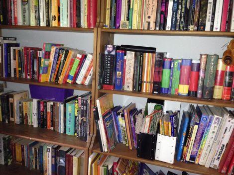 Books on Shelf4