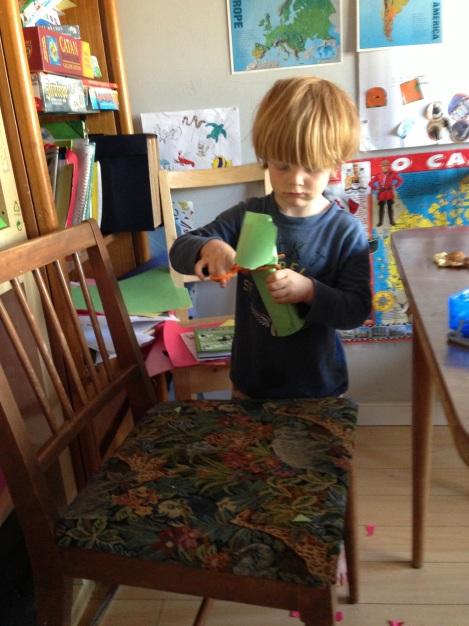 Unschooling Scissors