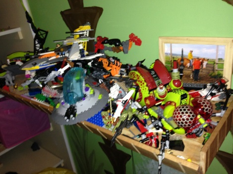Unschooling Lego