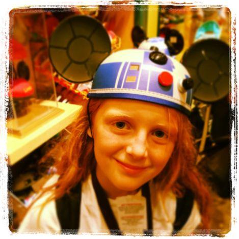 Flora in R2 Ears